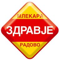 Млекара Здравје Радово Лого